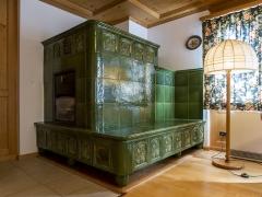 Beispiel eines Chalet-Zimmers