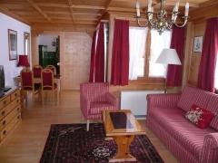 Beispiel eines Familienzimmers
