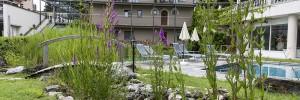 Garten Hotel Cresta Flims