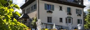 Villa Selva eines der verbundenen Nebengebäude im Hotel Cresta Flims