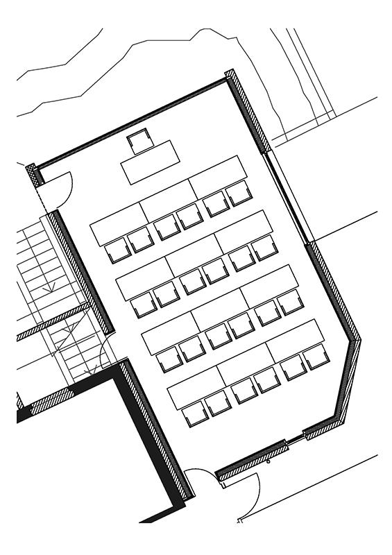 Bestuhlungsvorschlag Hotel Cresta Flims