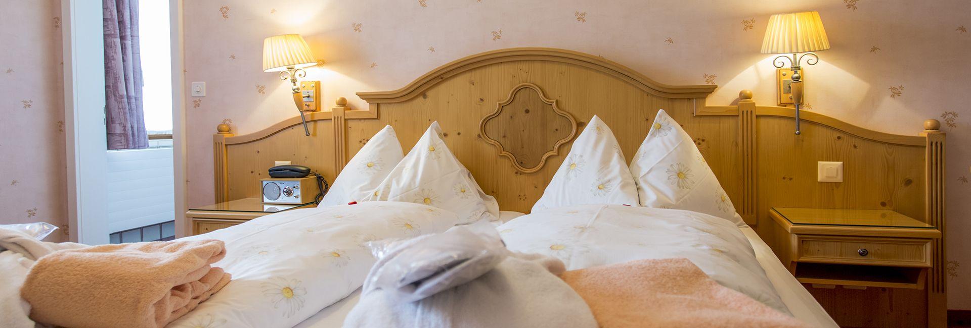 Zimmerbeispiel Hotel Cresta Flims